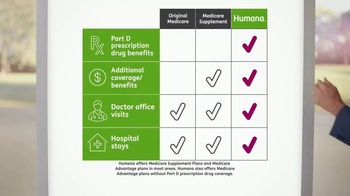 Humana Medicare Advantage Plan TV Spot, 'All-In-One Plan & Free Decision Guide' - Thumbnail 5