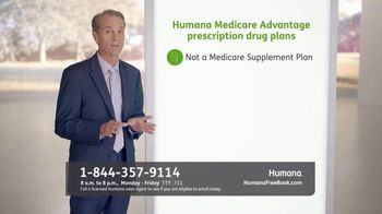 Humana Medicare Advantage Plan TV Spot, 'All-In-One Plan & Free Decision Guide' - Thumbnail 6