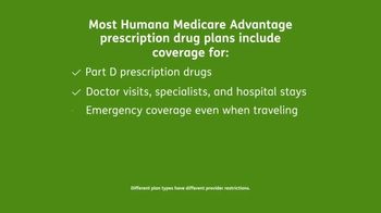 Humana Medicare Advantage Plan TV Spot, 'All-In-One Plan + Free Decision Guide' - Thumbnail 9