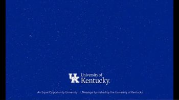 University of Kentucky TV Spot, 'Wildly Possible' - Thumbnail 3
