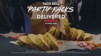 Taco Bell Party Packs TV Spot, 'Bring the Party' - Thumbnail 7