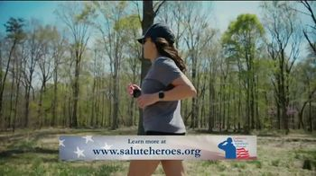 Coalition to Salute America's Heroes TV Spot, 'Alive Day: Mary Herrera' - Thumbnail 3