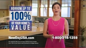 NewDay USA VA Cash Out Loan TV Spot, 'Fantastic News: Lower Payments by $600' - Thumbnail 3