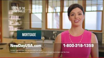 NewDay USA VA Cash Out Loan TV Spot, 'Fantastic News: Lower Payments by $600' - Thumbnail 4