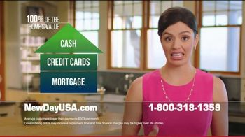 NewDay USA VA Cash Out Loan TV Spot, 'Fantastic News: Lower Payments by $600' - Thumbnail 5
