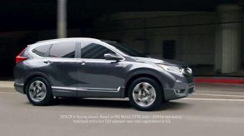 Honda Number One CR-V Event TV Spot, 'All Walks of Life' [T2]