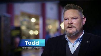 Relief Factor Three-Week Quickstart TV Spot, 'Todd' - Thumbnail 4