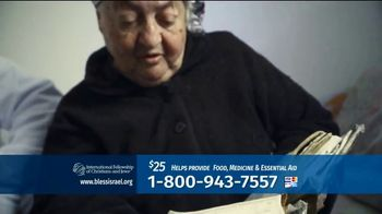 International Fellowship Of Christians and Jews TV Spot, 'Elderly Jews' - Thumbnail 9