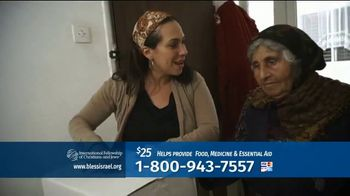 International Fellowship Of Christians and Jews TV Spot, 'Elderly Jews' - Thumbnail 5