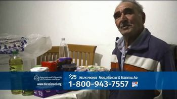 International Fellowship Of Christians and Jews TV Spot, 'Elderly Jews' - Thumbnail 8