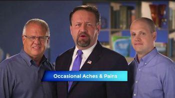 Relief Factor 3-Week Quickstart TV Spot, 'Todd's Review' Featuring Dr. Sebastian Gorka