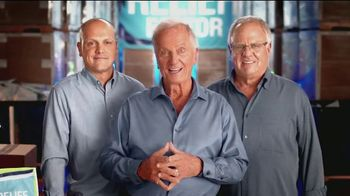 Relief Factor 3-Week Quickstart TV Spot, 'Behind the Scenes' Featuring Pat Boone - 41 commercial airings