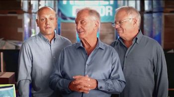 Relief Factor 3-Week Quickstart TV Spot, 'Behind the Scenes' Featuring Pat Boone