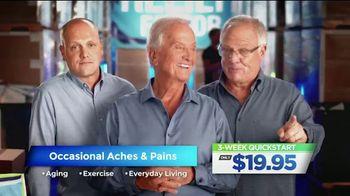 Relief Factor 3-Week Quickstart TV Spot, 'Behind the Scenes' Featuring Pat Boone - Thumbnail 3