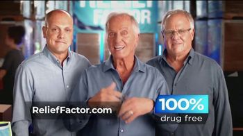 Relief Factor 3-Week Quickstart TV Spot, 'Behind the Scenes' Featuring Pat Boone - Thumbnail 7