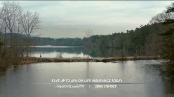 Health IQ TV Spot, 'Staying Healthy' - 107 commercial airings