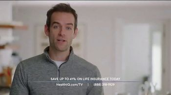 Health IQ TV Spot, 'Staying Healthy'