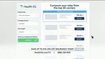 Health IQ TV Spot, 'Staying Healthy' - Thumbnail 4