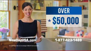 NewDay USA VA Cash Out Loan TV Spot, 'More Money, Lower Payments' - Thumbnail 4