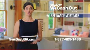 NewDay USA VA Cash Out Loan TV Spot, 'More Money, Lower Payments' - Thumbnail 5