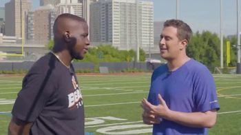 Bleacher Report B/R App TV Spot, \'Ditch the Playbook\' Featuring Mohamed Sanu & Travis Kelce