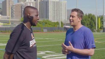 Bleacher Report B/R App TV Spot, 'Ditch the Playbook' Featuring Mohamed Sanu & Travis Kelce - 29 commercial airings