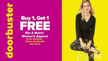 Belk Biggest One Day Sale TV Spot, 'Four Day Doorbusters' - Thumbnail 5