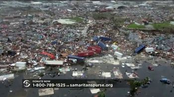 Samaritan's Purse TV Spot, 'Responding to Bahamas Hurricane'