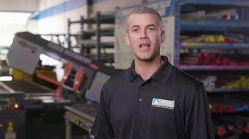 Metal Supermarkets TV Spot, 'We're That Fast' - Thumbnail 4