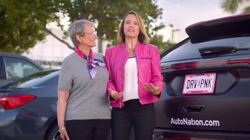 AutoNation TV Spot, 'I Drive Pink: 2019 Subaru' Song by Andy Grammer