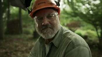 STIHL TV Spot, 'Real Stihl: MS 250 Chainsaw'