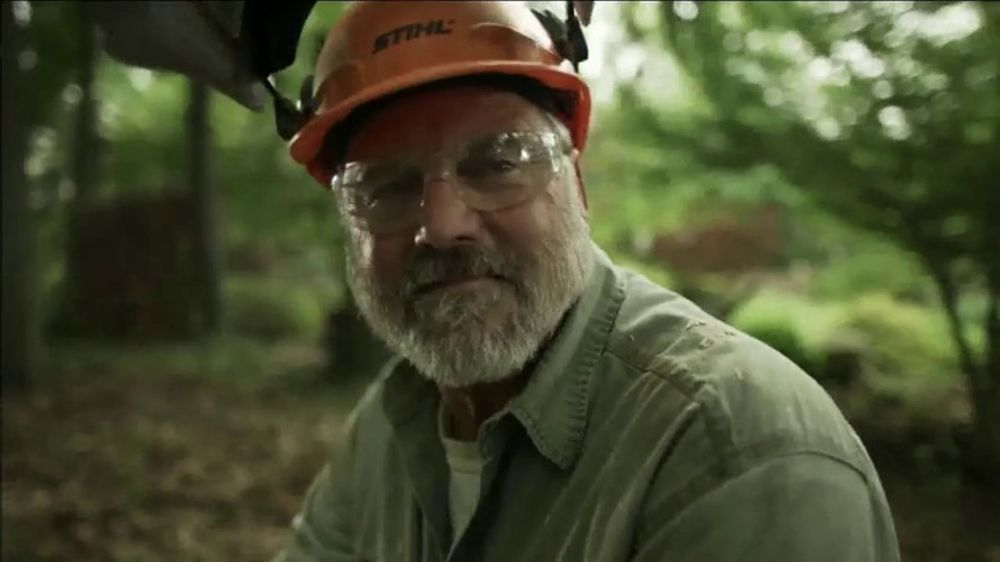 STIHL TV Commercial, 'Real Stihl: MS 250 Chainsaw'
