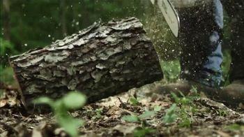 STIHL TV Spot, 'Real Stihl: MS 250 Chainsaw' - Thumbnail 4