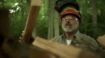 STIHL TV Spot, 'Real Stihl: MS 250 Chainsaw' - Thumbnail 6
