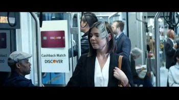 Discover (Banking) TV Spot, 'Money Ride'