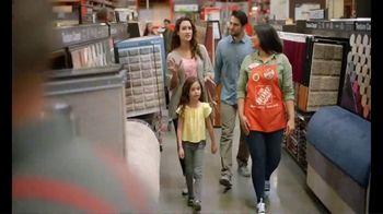 The Home Depot TV Spot, 'Unexpected: LifeProof Vinyl Plank Flooring' - Thumbnail 4