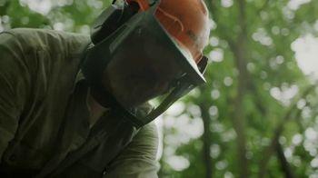 STIHL TV Spot, 'Real STIHL: MS 271 Farm Boss and Wood Cutter Kit' Song by Sacha James Collisson - Thumbnail 3