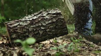 STIHL TV Spot, 'Real STIHL: MS 271 Farm Boss and Wood Cutter Kit' Song by Sacha James Collisson - Thumbnail 4
