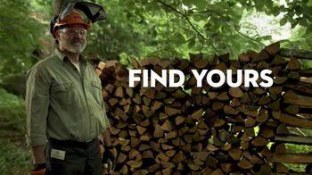 STIHL TV Spot, 'Real STIHL: MS 271 Farm Boss and Wood Cutter Kit' Song by Sacha James Collisson - Thumbnail 5
