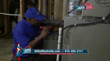 ARS Rescue Rooter TV Spot, 'Severe Weather: $19 Tune-Up' - Thumbnail 4