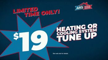 ARS Rescue Rooter TV Spot, 'Severe Weather: $19 Tune-Up' - Thumbnail 5