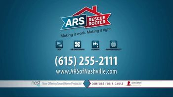 ARS Rescue Rooter TV Spot, 'Severe Weather: $19 Tune-Up' - Thumbnail 6