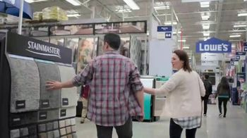 Lowe's TV Spot, 'Perfect Carpet Style' - Thumbnail 1