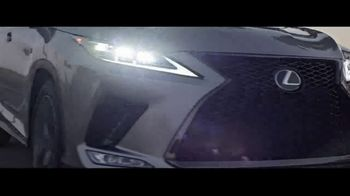 2020 Lexus RX TV Spot, 'Signature' [T1] - Thumbnail 1