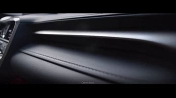 2020 Lexus RX TV Spot, 'Signature' [T1] - Thumbnail 3
