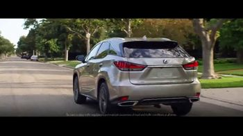 2020 Lexus RX TV Spot, 'Signature' [T1] - Thumbnail 8