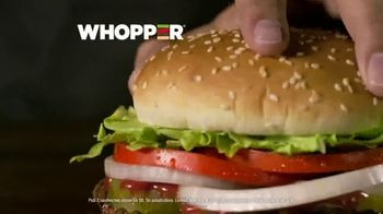 Burger King 2 for $6 Mix or Match TV Spot, 'Flame Grilled Whopper and Chicken' - Thumbnail 5