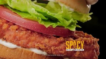 Burger King 2 for $6 Mix or Match TV Spot, 'Flame Grilled Whopper and Chicken' - Thumbnail 7