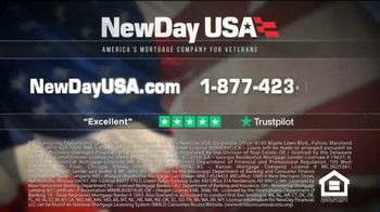 NewDay USA VA Mortgage Benefits TV Spot, 'More Money, Lower Payments' - Thumbnail 7