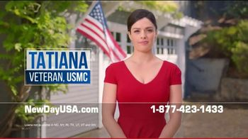 NewDay USA VA Mortgage Benefits TV Spot, 'More Money, Lower Payments'